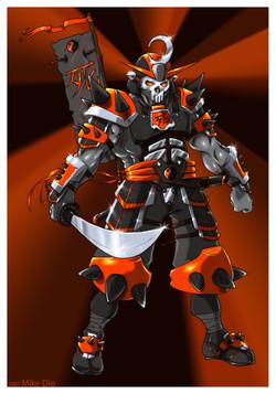 demon samurai