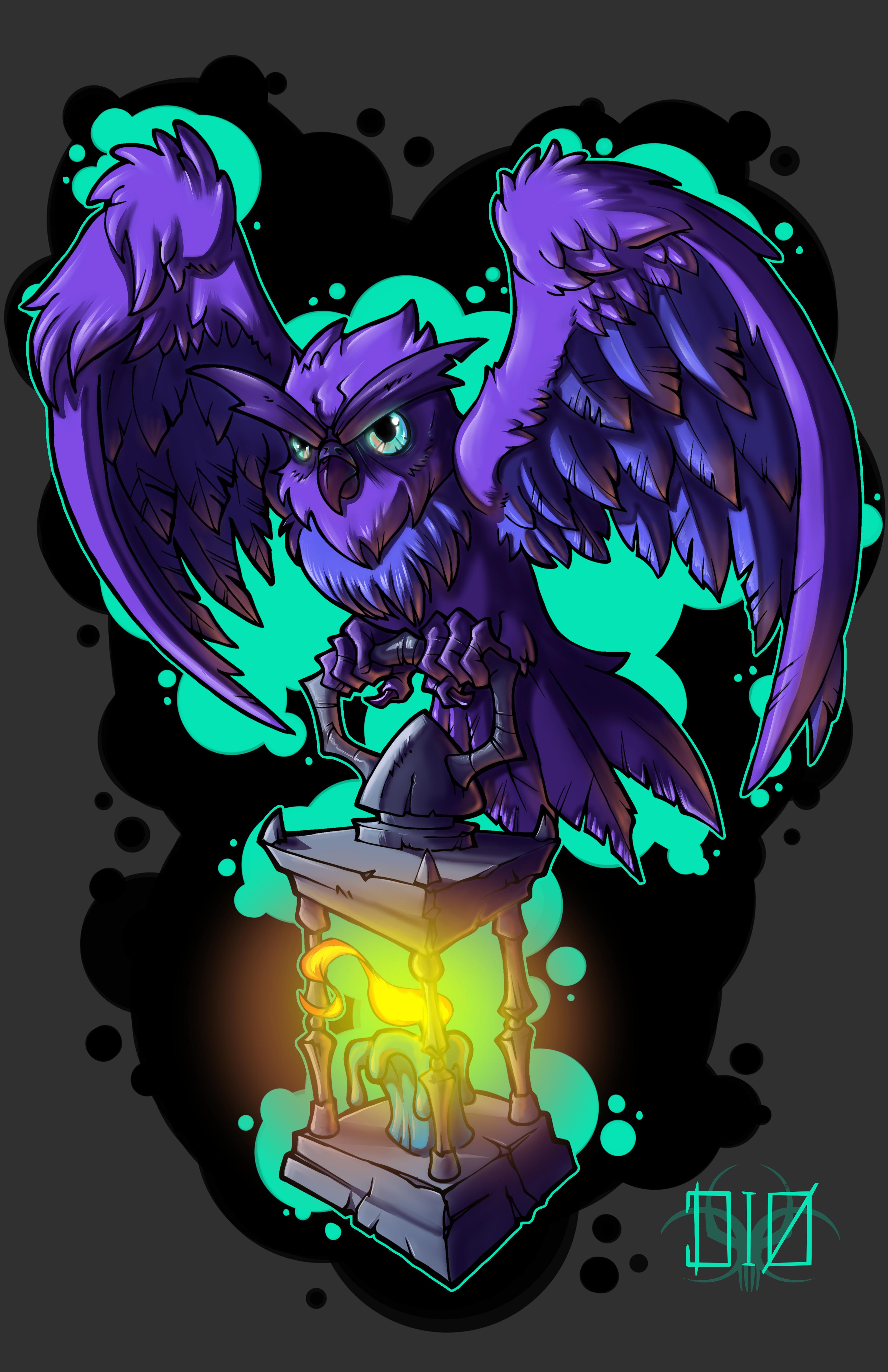 lantern owl