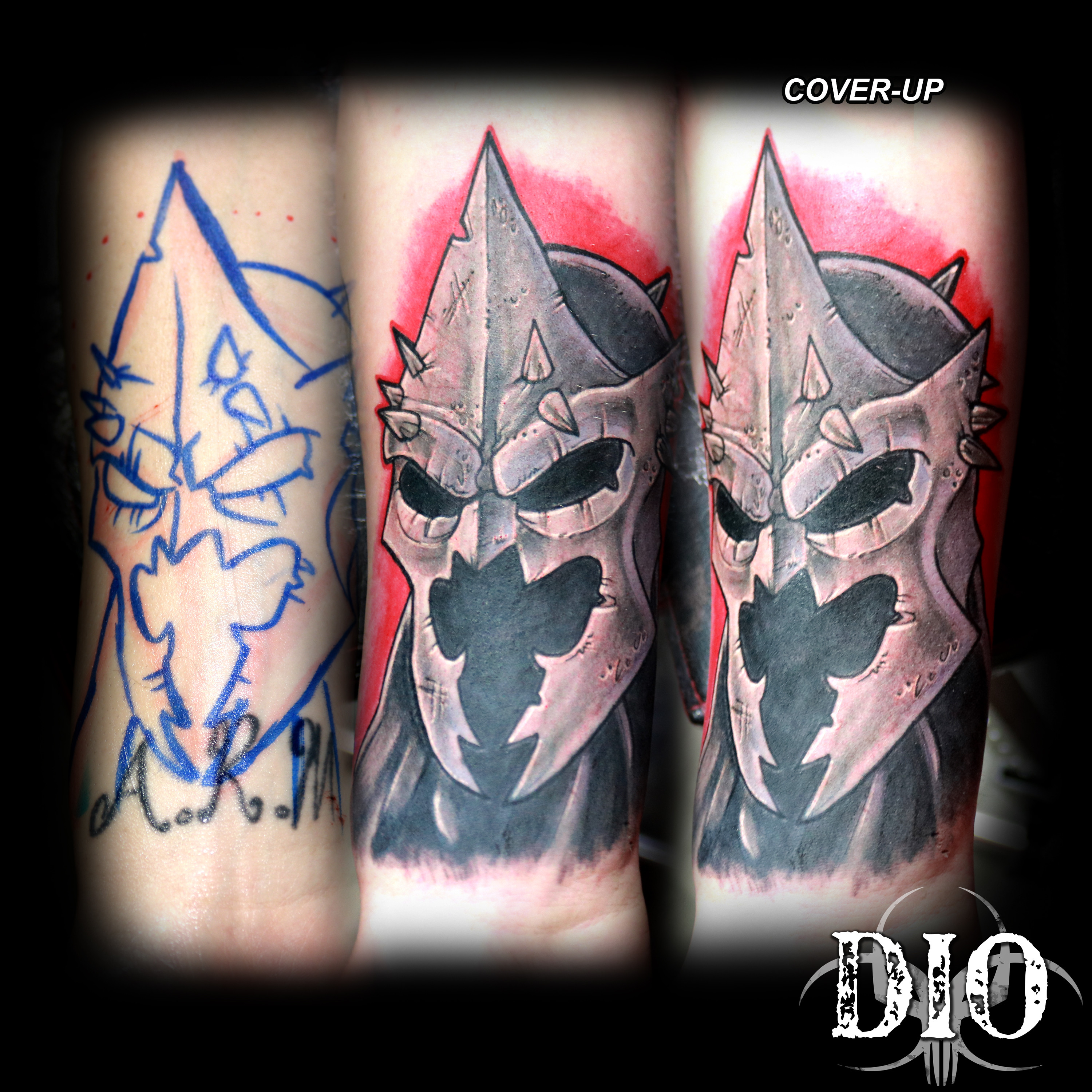 Tattoos By Dio Circuit Electric Pictures Cover Ups