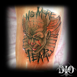 pennywise no more fear