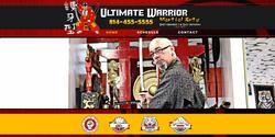 Ultimate Warrior Martial Arts