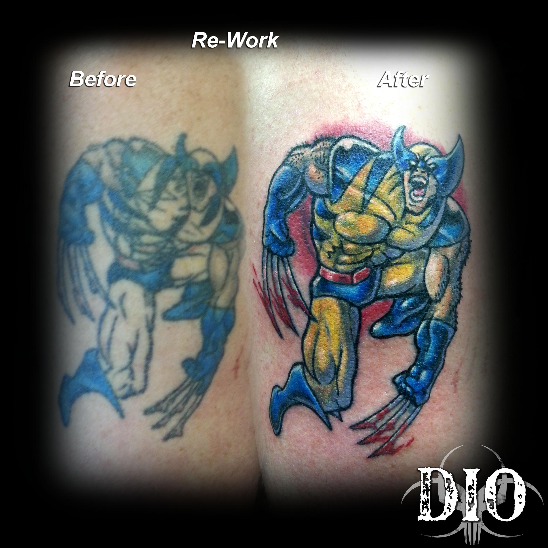 Wolverine ReWork