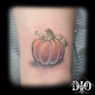 pumpkin on wrist.jpg