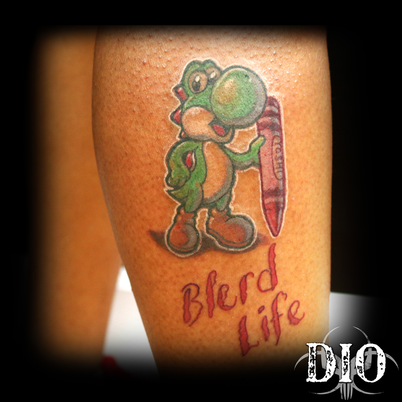 Yoshi blerd life