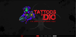Tattoos by Dio