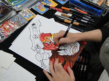illustration illustrator services