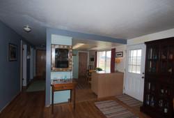 Entrance, Kitchen, Hallway