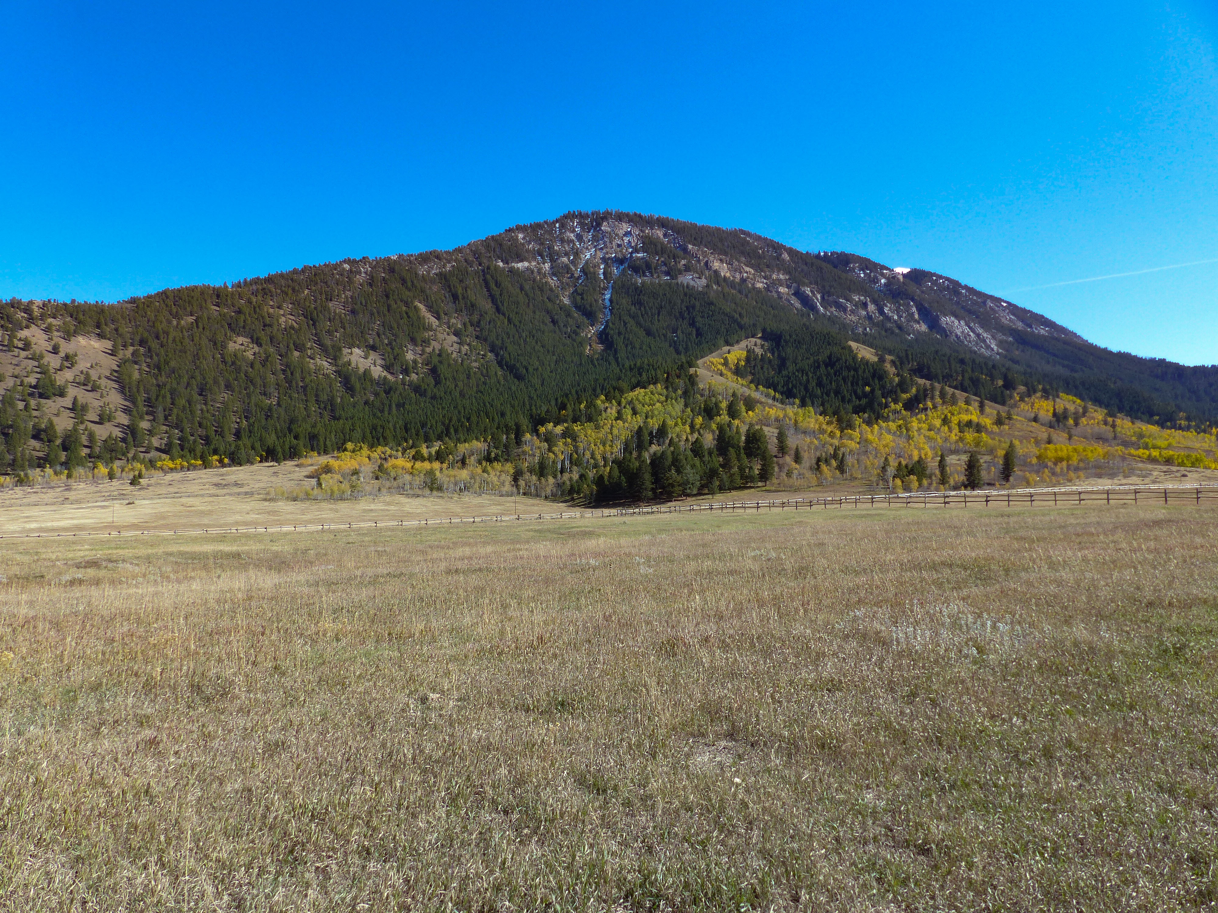 14.73 acres view to East, Beaver Mtn