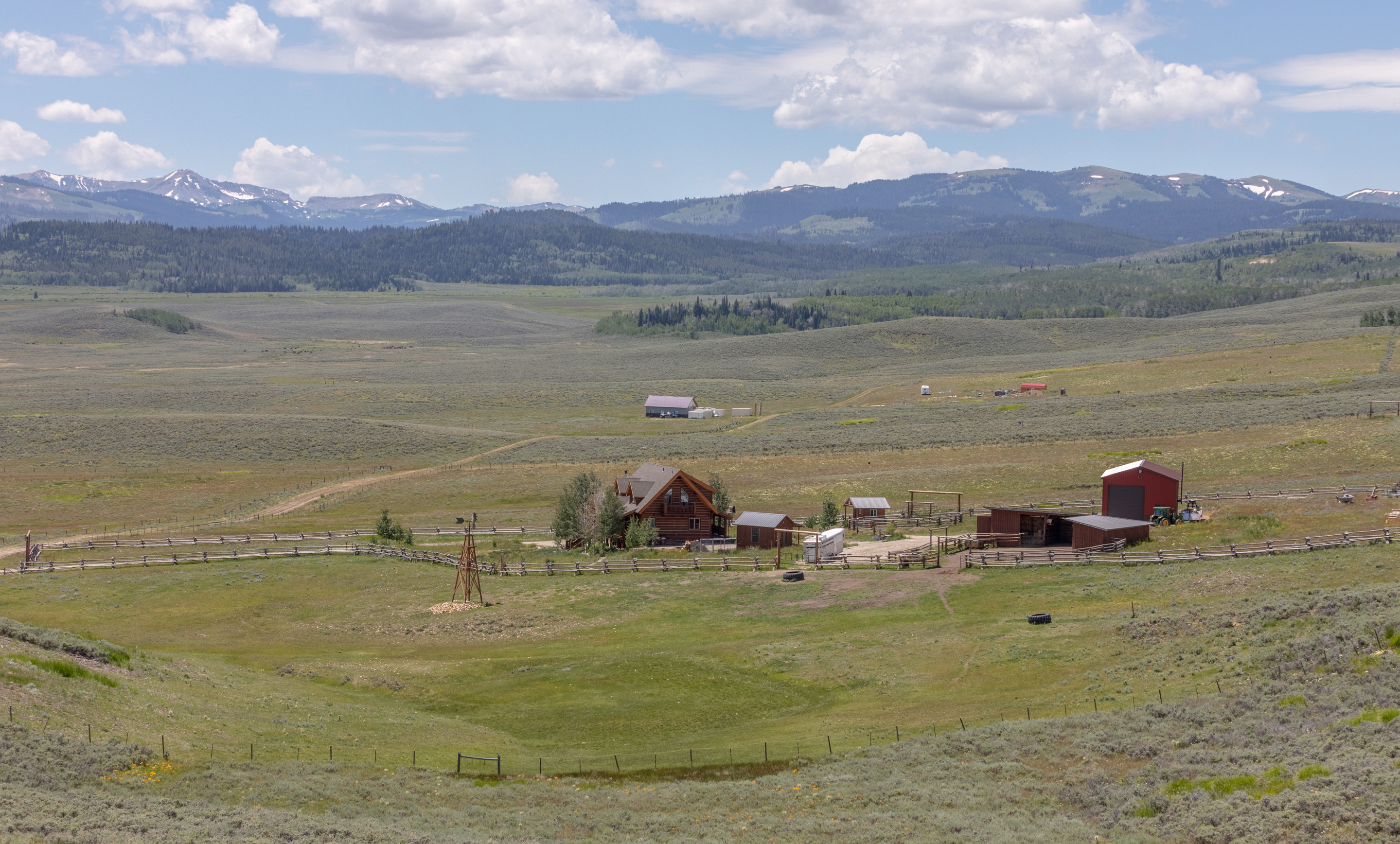 Little Daniel Ranch Daniel Wyoming main