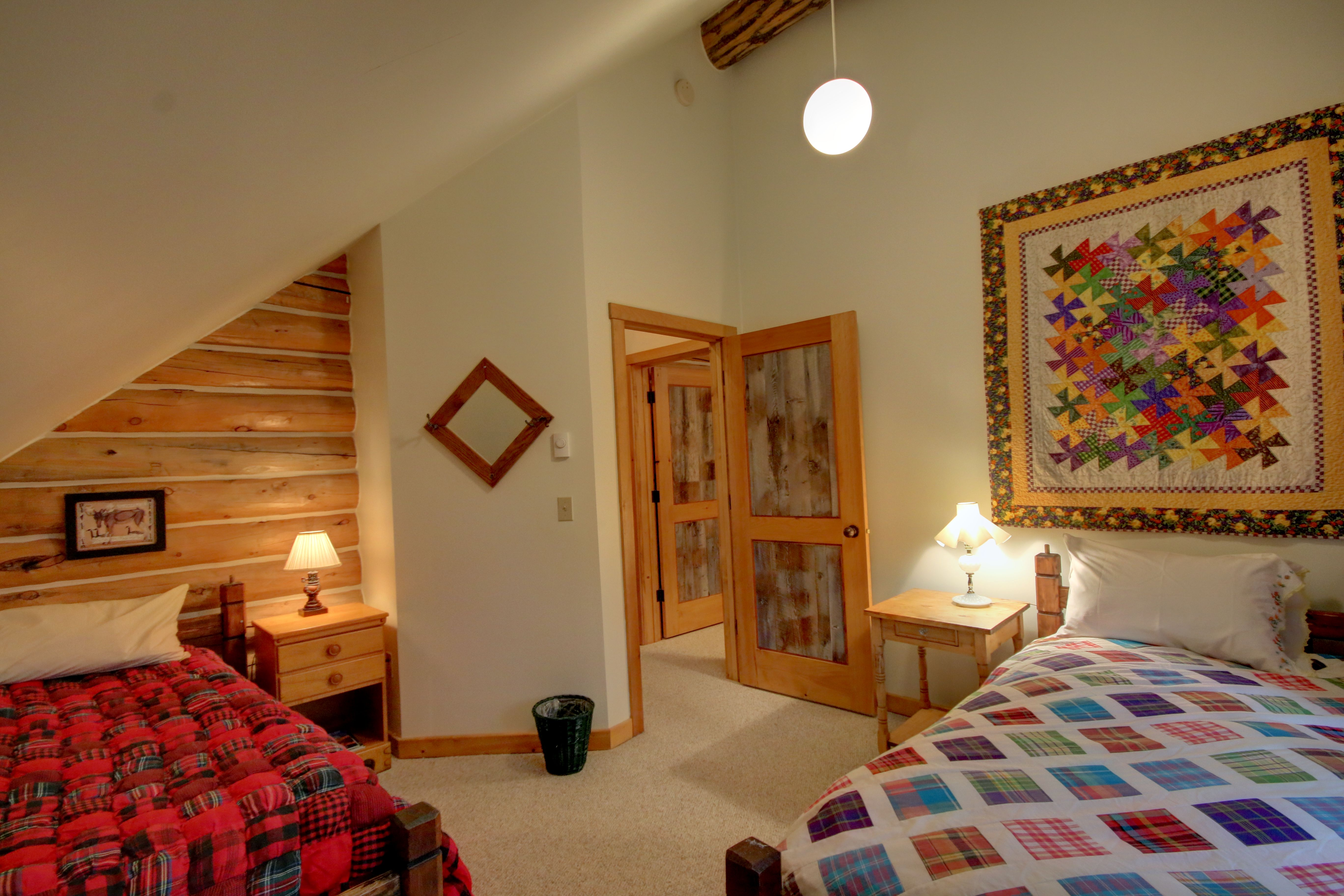 2nd Floor 1 of 2 Bedrooms