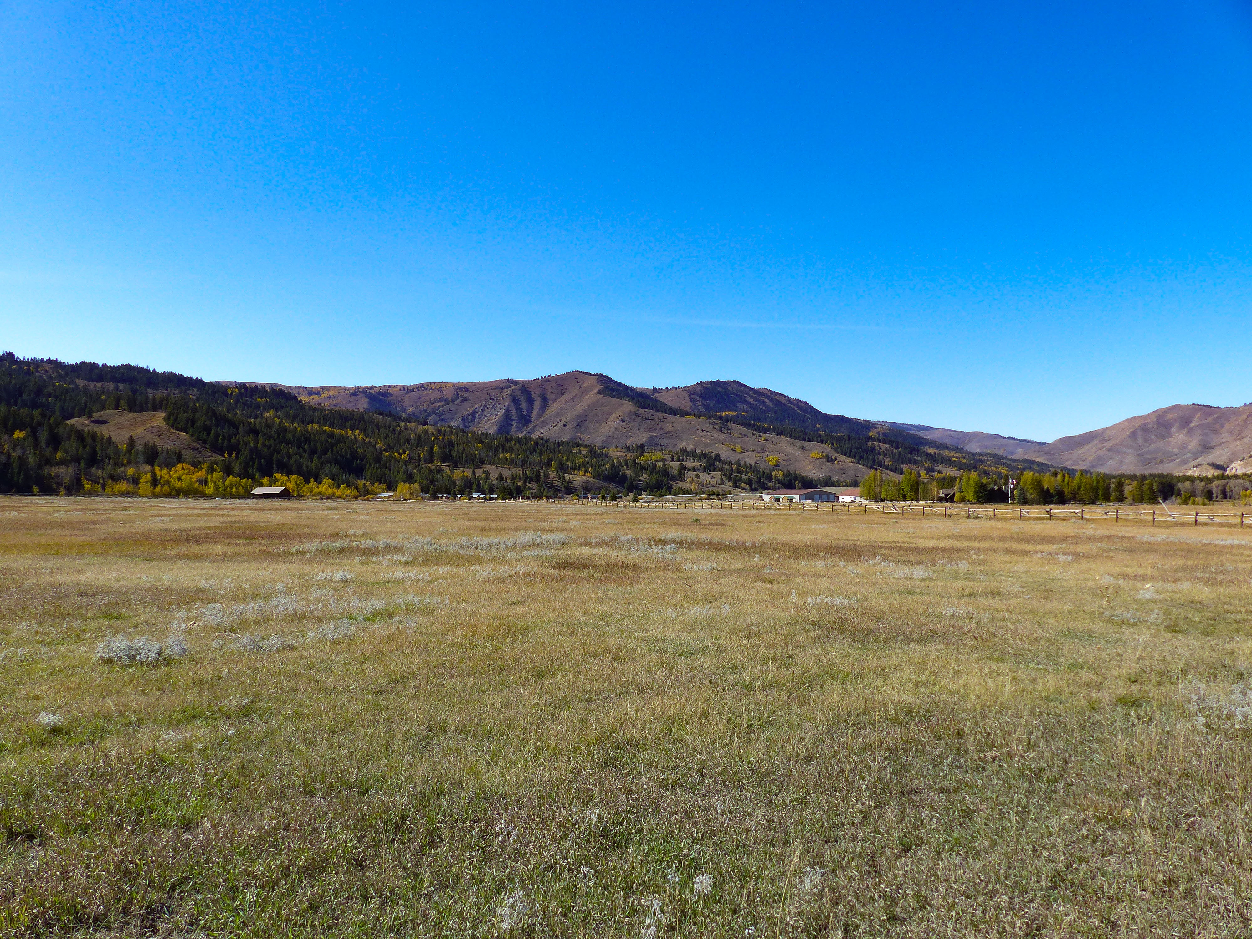 14.73 acres view to NW