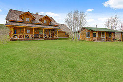 Cabins regular front view