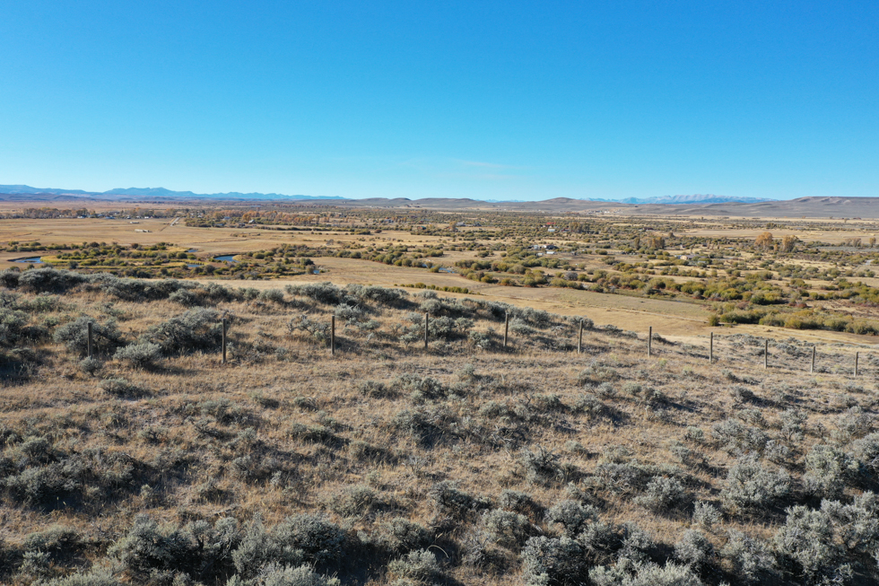 aerial homesite to NW