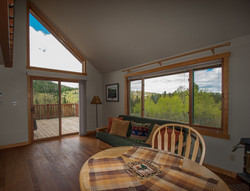 Great Room to Deck View