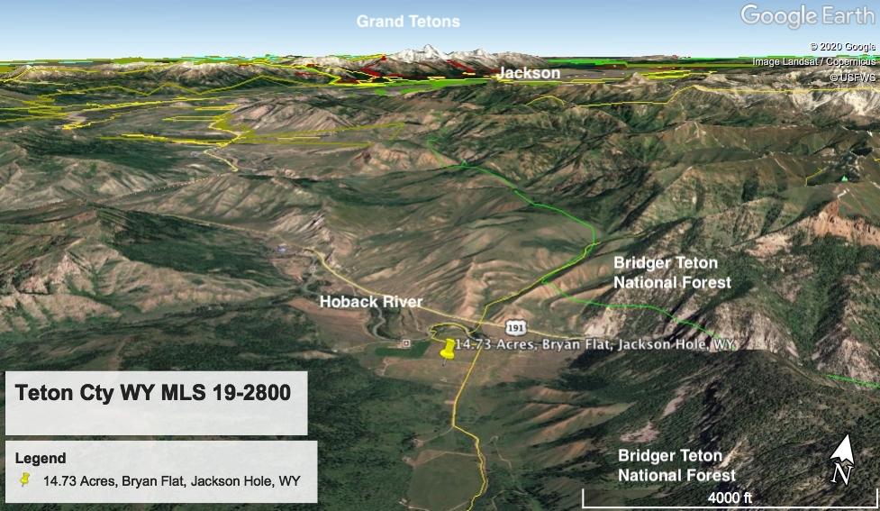 Google Earth Pro View
