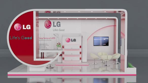 LG Booth