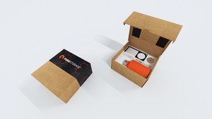 Pure Storage Package Box
