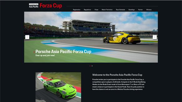 Porsche Forza Cup 2020