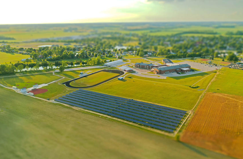 Carey Solar Project