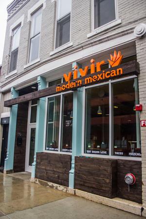 Vivir Modern Mexican