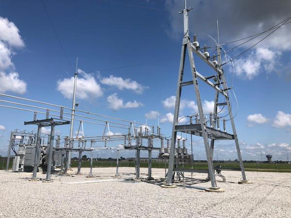 Pratt Substation