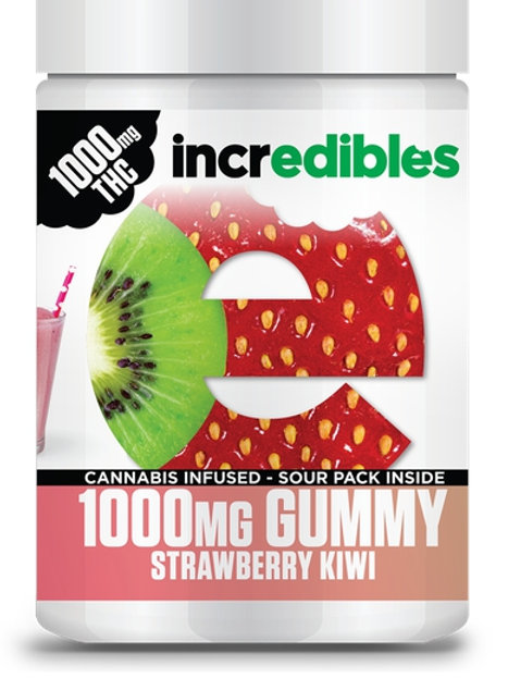 Incredibles Sativa 1000mg Gummy
