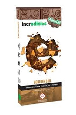500 MG Incredibles Chocolate Bars