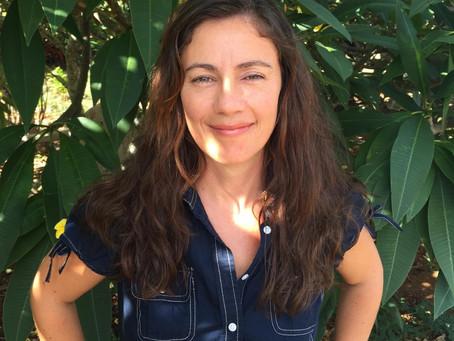 Sara Bowen of Malama Hulē'ia