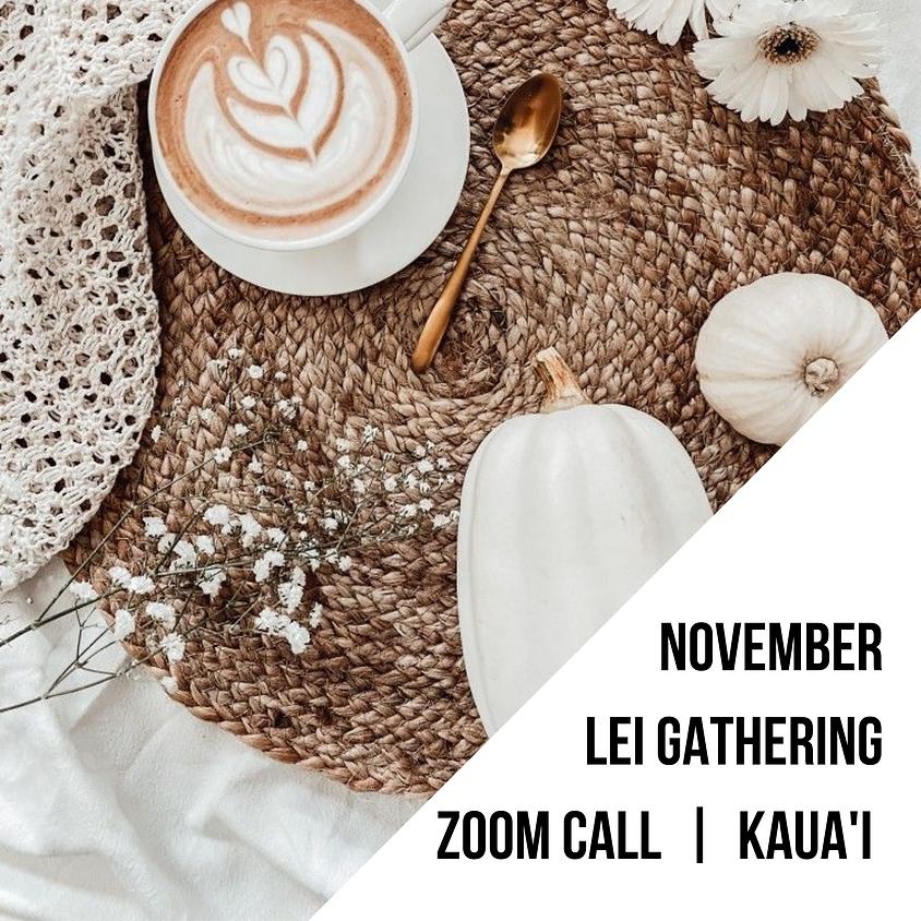 LEI November Gathering