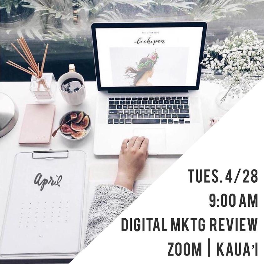 WK 4: Digital Marketing Strategies Review