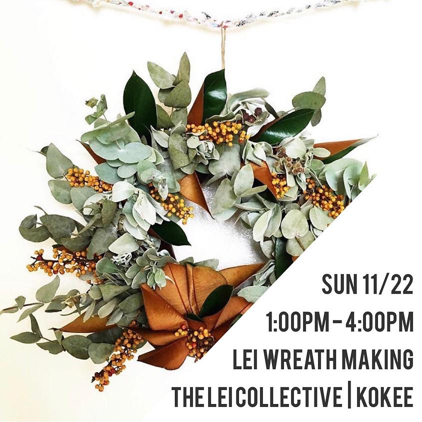 3yr Anniversary   The Lei Collective + LEI of Kauai