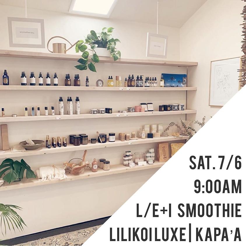 L/E+I Kapa`a Gathering