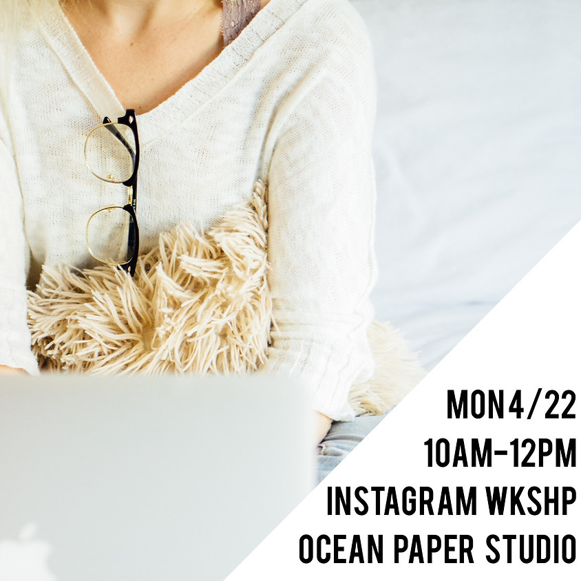 L/E+I Instagram Strategy Workshop