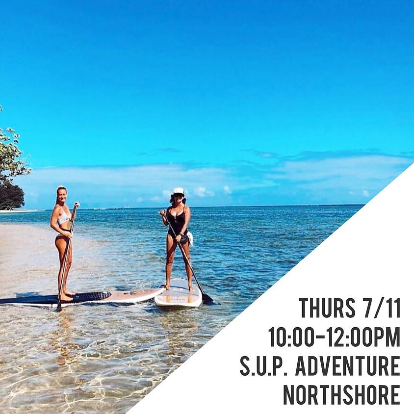 Northshore S.U.P. Adventure