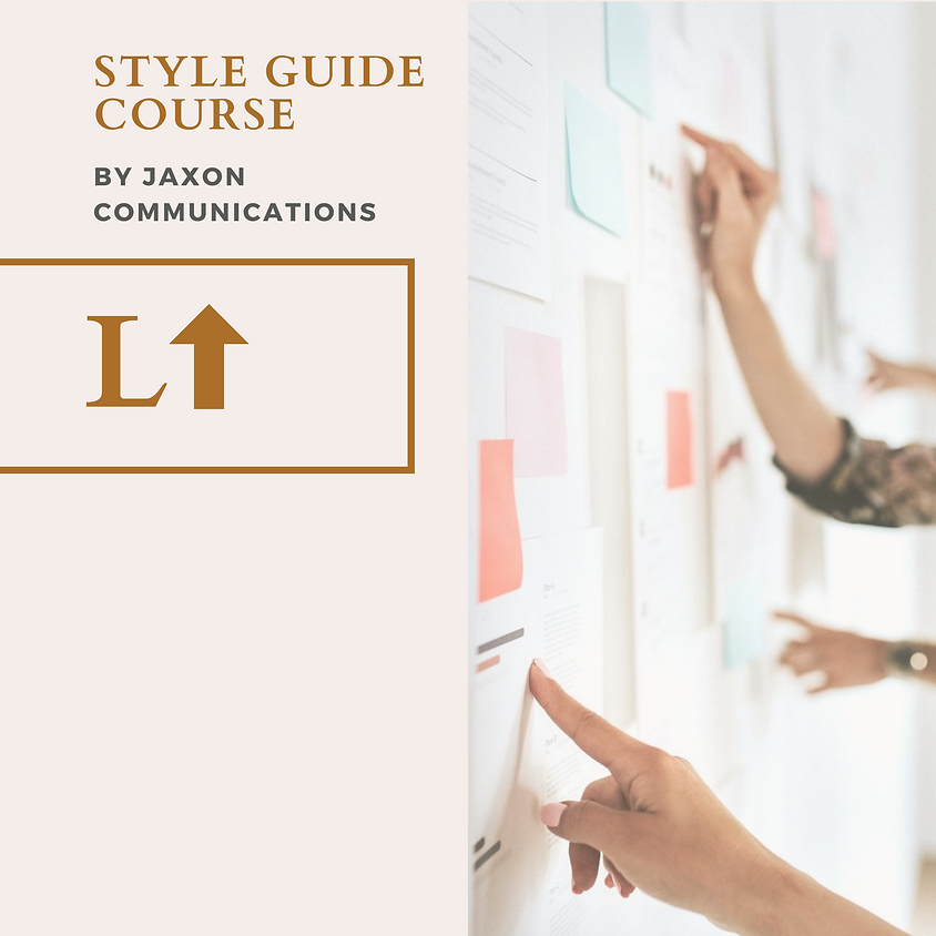 LEVEL UP   Style Guide
