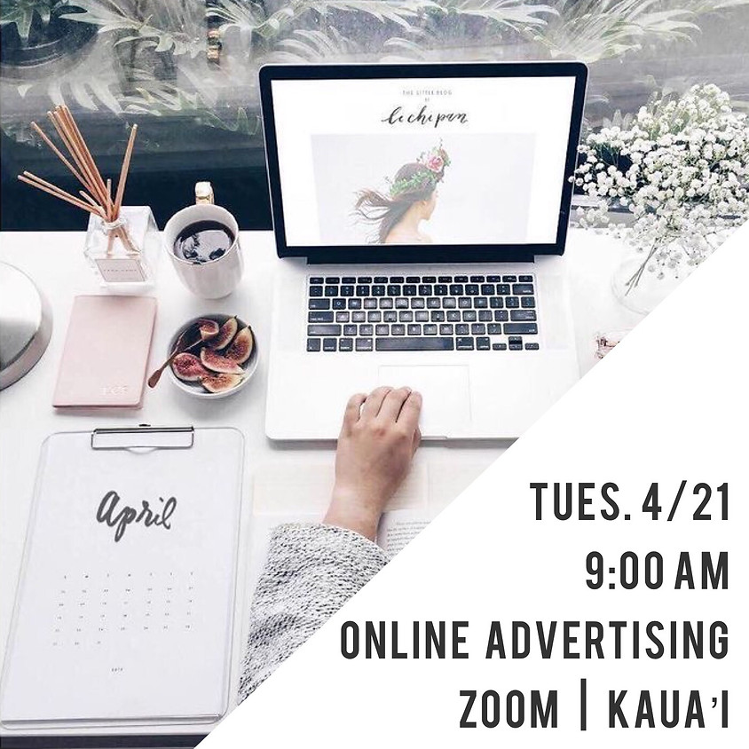 WK 3 : Online Advertising