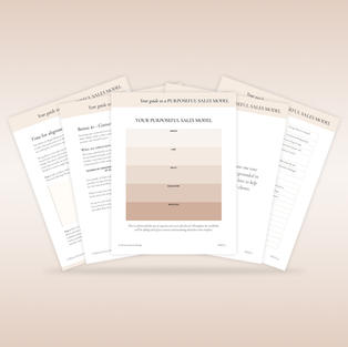Sales Funnel Workbook