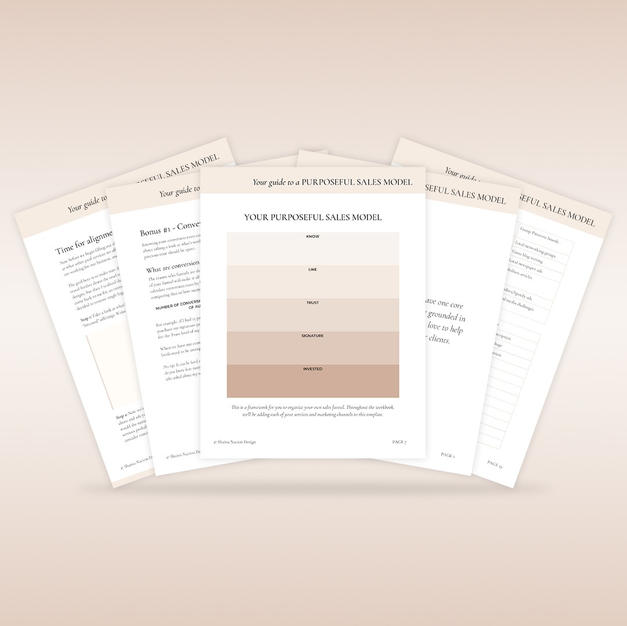 Sales Funnel Workbook