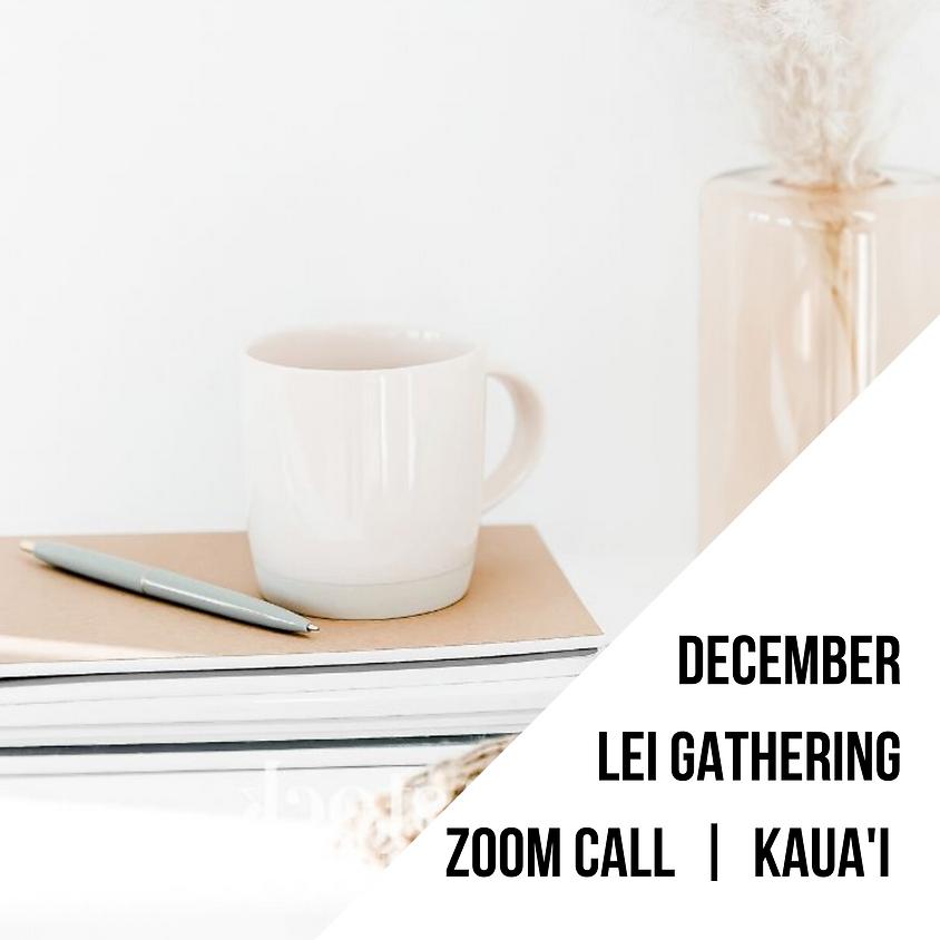 LEI December Gathering
