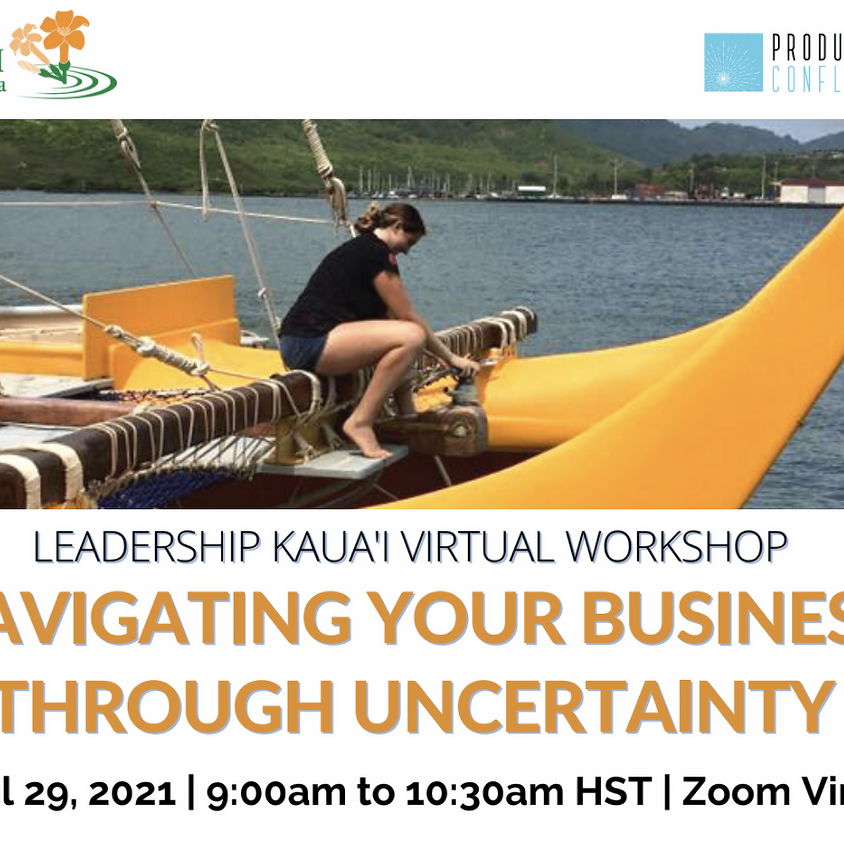 LK EVENT: Navigating Your Business through Uncertainty