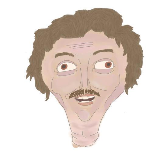 Michael Cera Caricature
