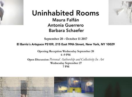 Uninhabited Rooms