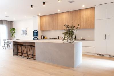 Kitchen Renovation Miara