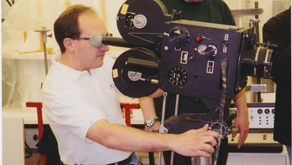 Pingu, 35mm Trickfilmkamera Crass