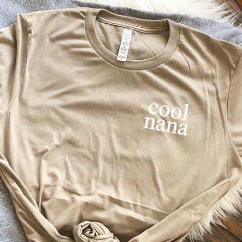 Cool Nana Tee