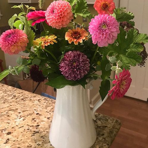 10 week summer bouquet subscription for 2020