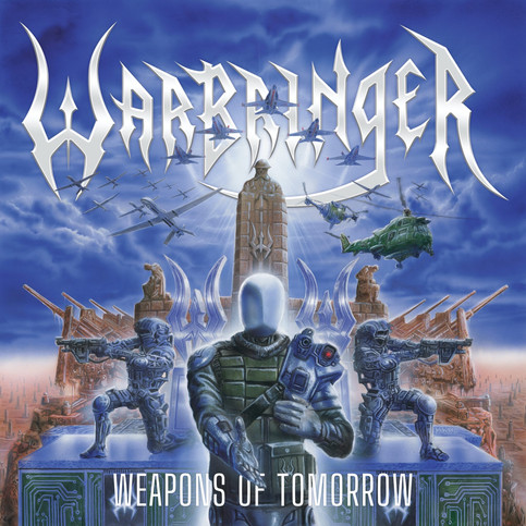 Review WARBRINGER- WEAPON OF TOMORROW