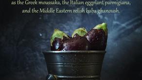 Eggplant-Aubergine-Guinea Squash