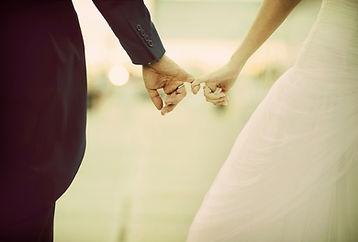זוג חתונה טקס איחוד ארץ קסם טקסים