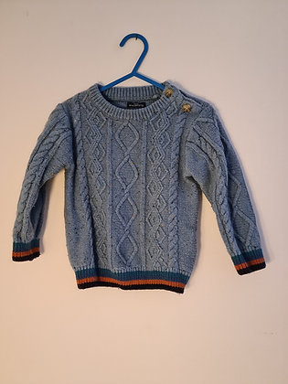 Next Knitted Jumper (Age 12 -18 months)